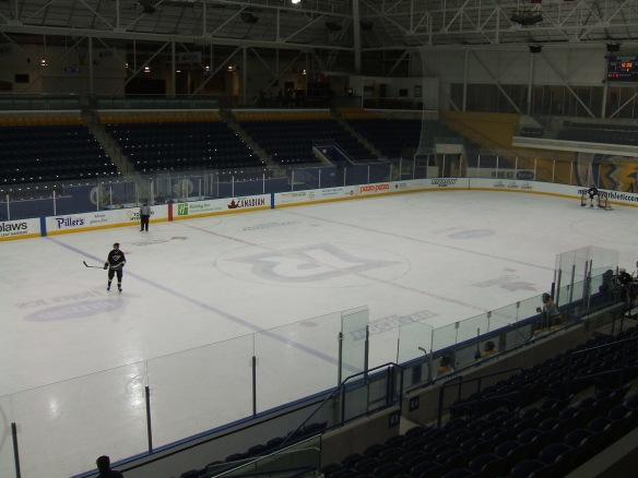 Newly Renovated Maple Leaf Gardens